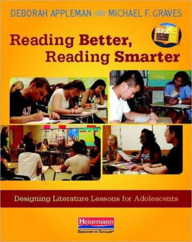 Reading Better, Reading Smarter by Deborah Appleman
