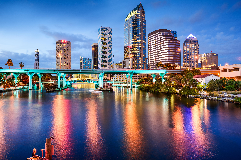 Tampa Florida.